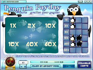 Penguin Pay Day