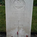 T. Monteith, Royal Inniskilling Fusiliers, 1940, War Grave, Oosttaverne Wood