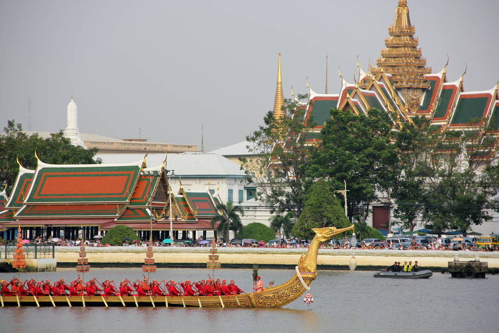 Royal Barge Suphannahong