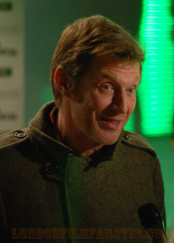 Great Expectations star Jason Flemyng at the Jameson Cult Film Club Seven Psychopaths premiere 27 November 2012
