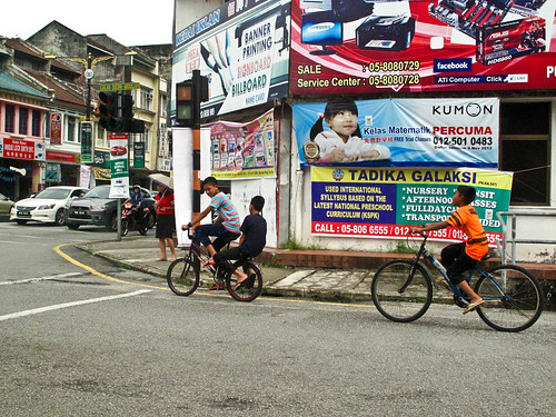 IMG_1672 Taiping- Kids cycling