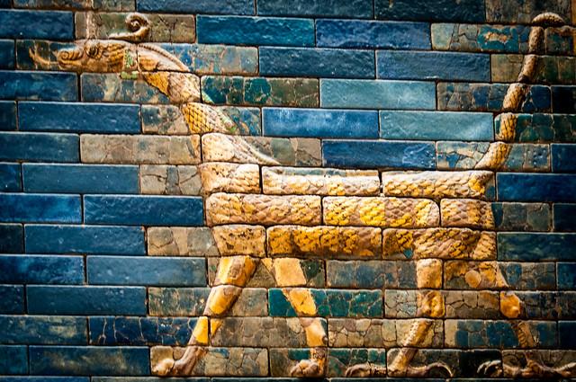 Babylonian dragon