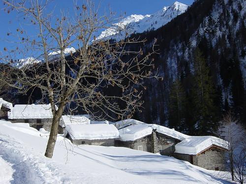 white village by walter74dm