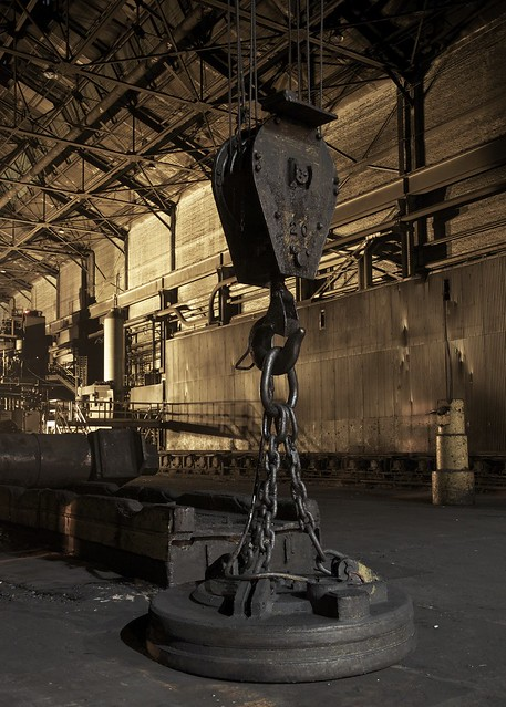 Ravens Peak Steel Mill