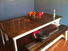 The Table We Built