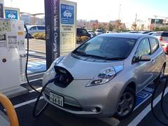 automobile, vehicle, nissan leaf, electric car, city car, land vehicle, electric vehicle, hatchback,