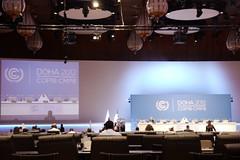 CMP會議開幕 CDM計畫與調適基金協商陷入膠著,台灣青年氣候聯盟提供