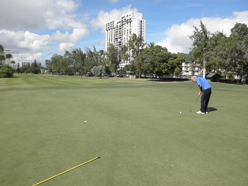Ala Wai Golf Course 038