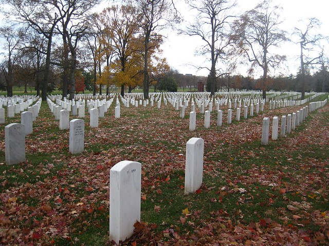 Arlington Cemetery - 04