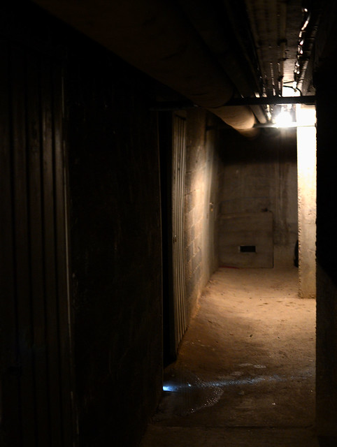 Le monstre dans la cave - Balder