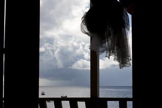 bay view + mosquito net