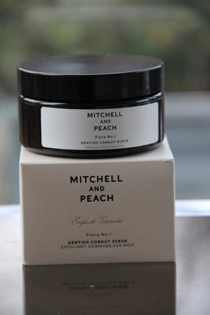 Mitchell and Peach Kentish Cobnut Scrub