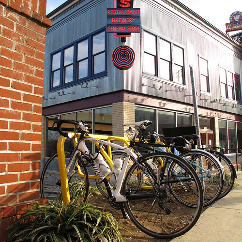 Franklin's Bike Parking