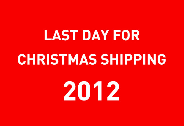 8241340714 3c37601ef1 z Last Day of Christmas Shipping 2012