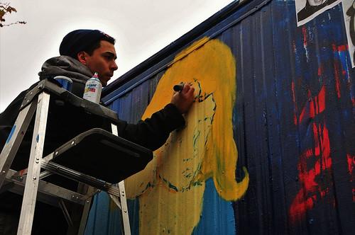 Artist Jose Baez