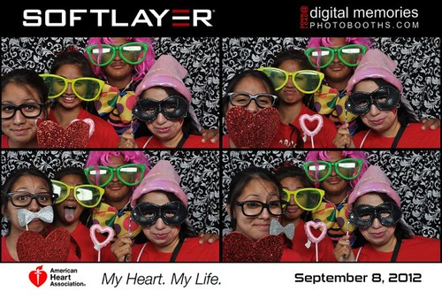 SoftLayer Photo Booth