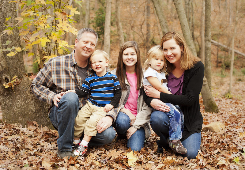 Family Photos by Restless Photography at Allsopp Park in Little Rock, Arkansas