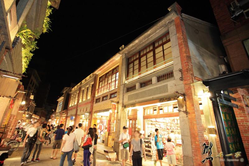 深坑老街新風貌|淡蘭古道深坑街