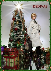 Happy Holidays Twiggy