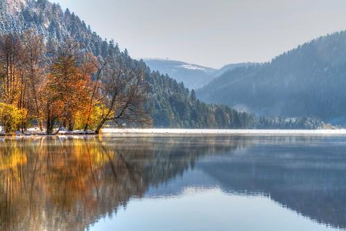 Lac Longemer by eosfoto