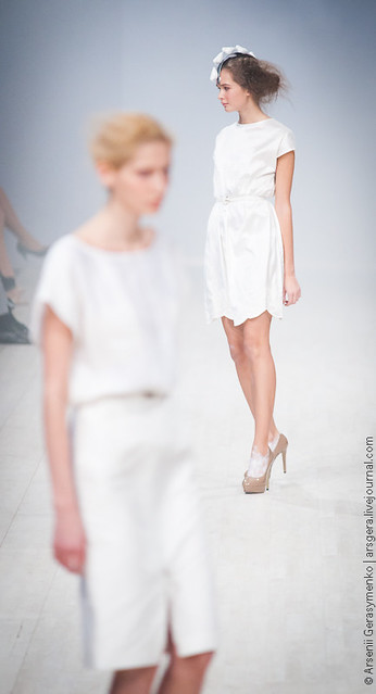 Ukrainian Fashion Week SS13: DOMANOFF