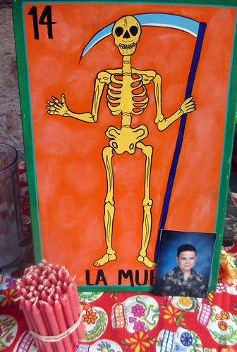 san miguel de allende ~ our altar