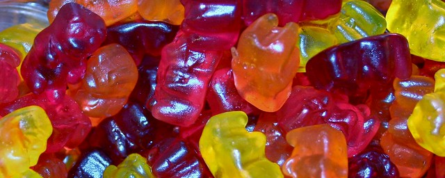 Vegan Gummy Bears at Montclair Bread Company 2