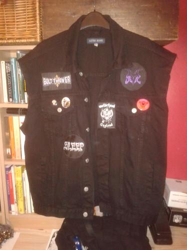 Battle Jacket - Front