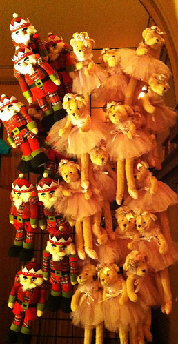 Plush Holiday Toys