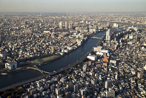 TOKYO SKYTREE by cinz