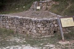 Carbonera. Mas de Quiquet. Parc Natural dels Ports