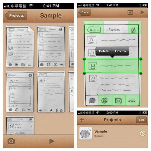 PPO - Prototying on Paper