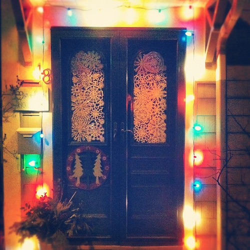 a joyful welcome home #yule #home
