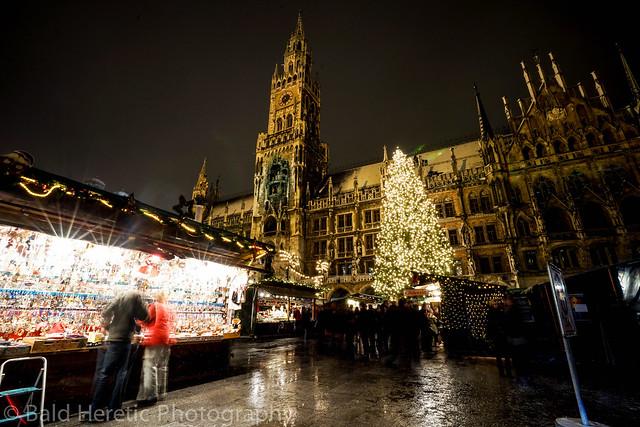 Christkindl Markt - Munich
