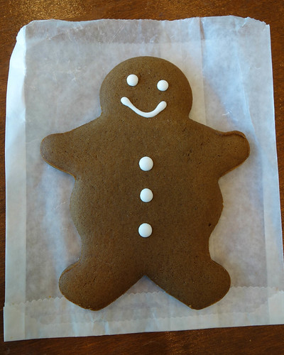 gingerbread fatman