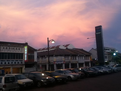 Peneng Sunset