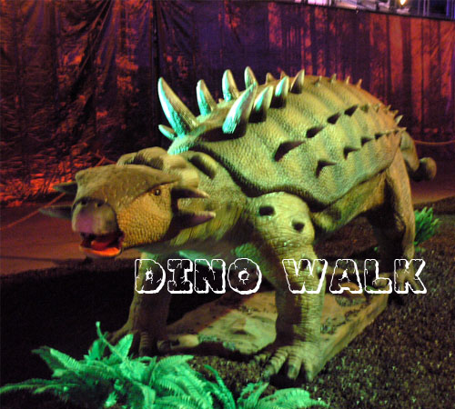 Life Size Dinosaur Model Supplier China