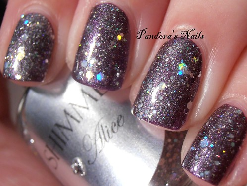 Kolt HD Technology with Shimmer Polish Alice 2