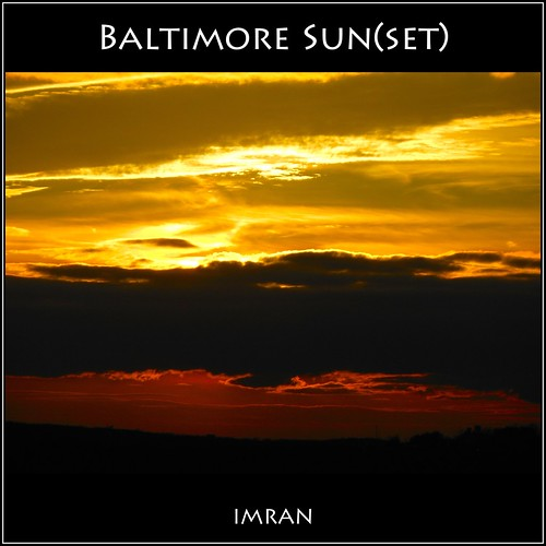 baltimore clouds hot imran imrananwar landscapes lifestyles maryland nature nikon outdoors red sky sun sunset travel travelogue yellow