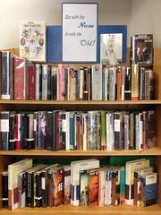 Book Displays at MPL