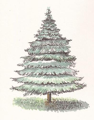 pino de navidad by AlanEduardo1