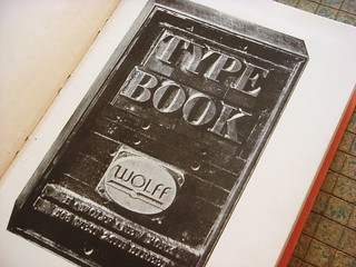 Wolff Type Book