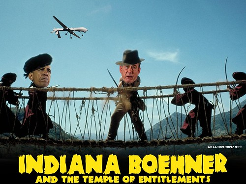 INDIANA BOEHNER 2 by Colonel Flick/WilliamBanzai7
