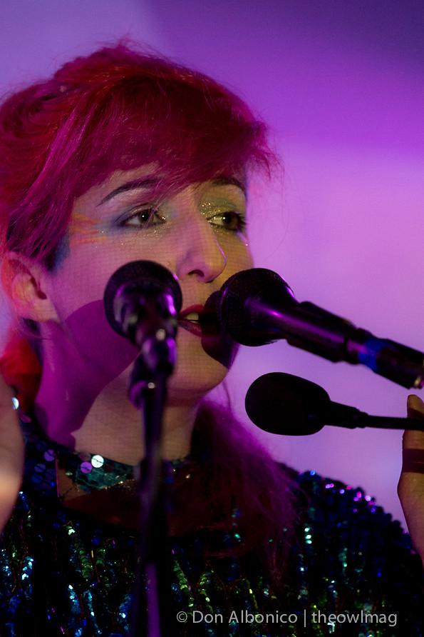 Kim Boekbinder @ DNA Lounge, San Francisco, 12/13/12