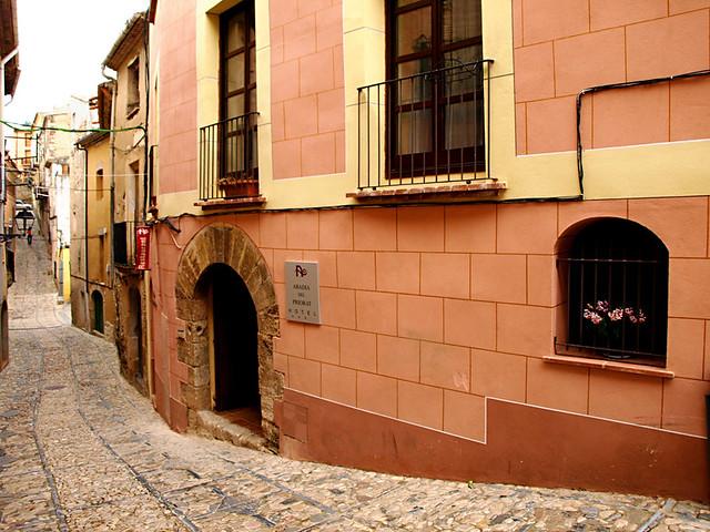 Hotel Abadía del Priorat, Tarragona