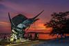Sunset in Krabi, where the Sailfish Roam Free