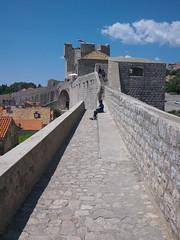 Walk around the walls