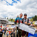 Queen and King of Crankworx 2016 awards.