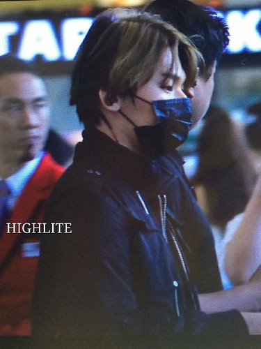 Big Bang - Hong Kong Airport - 15jun2015 - High Lite - 02