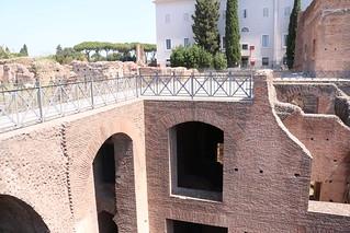 Circus Maximus の画像. domusaugustana palatinehill palatino fororomano romanforum rome roma italy italia ruins